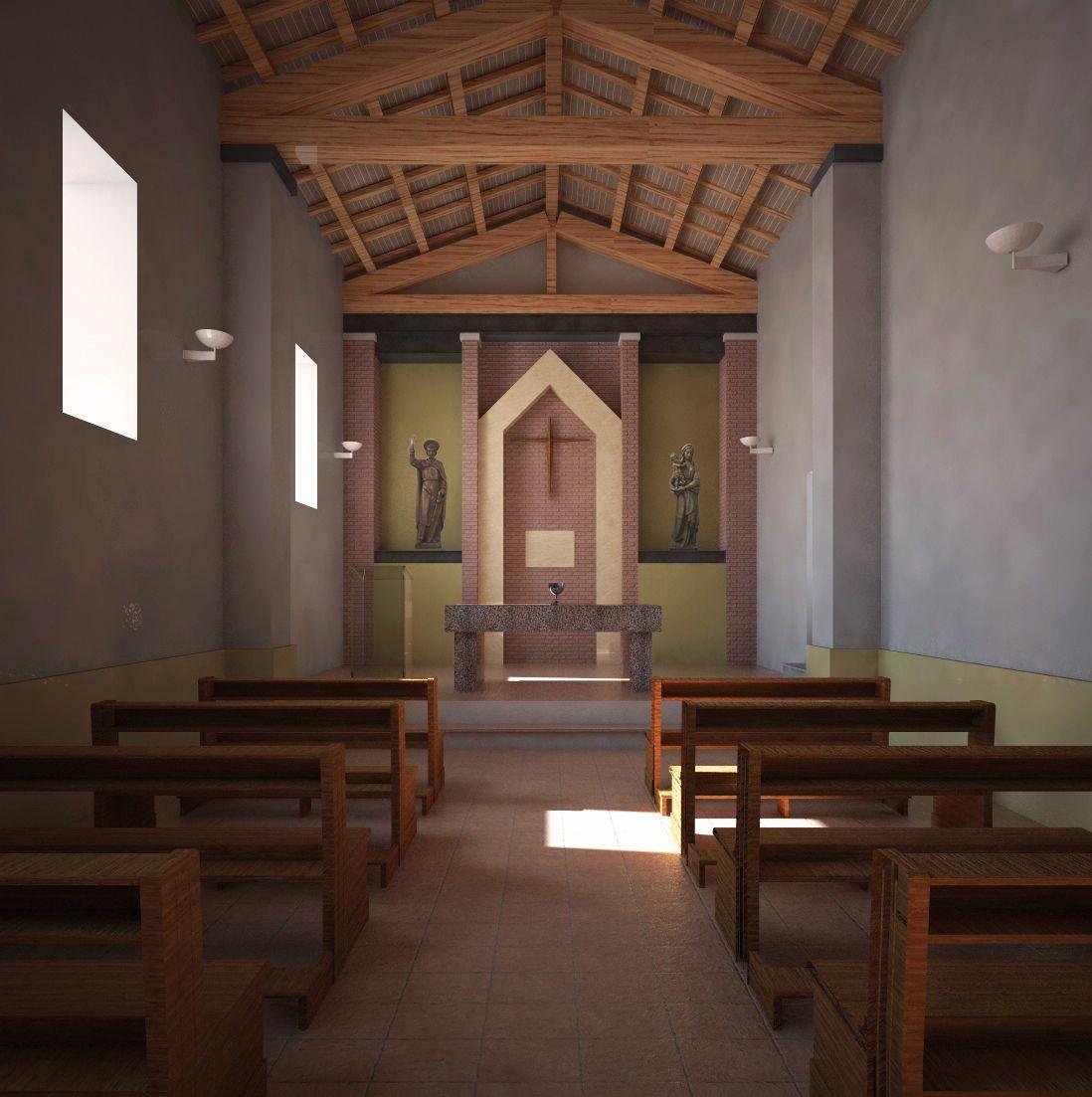 Restauro Chiesa di San Giuseppe - Gallo Matese (ce)