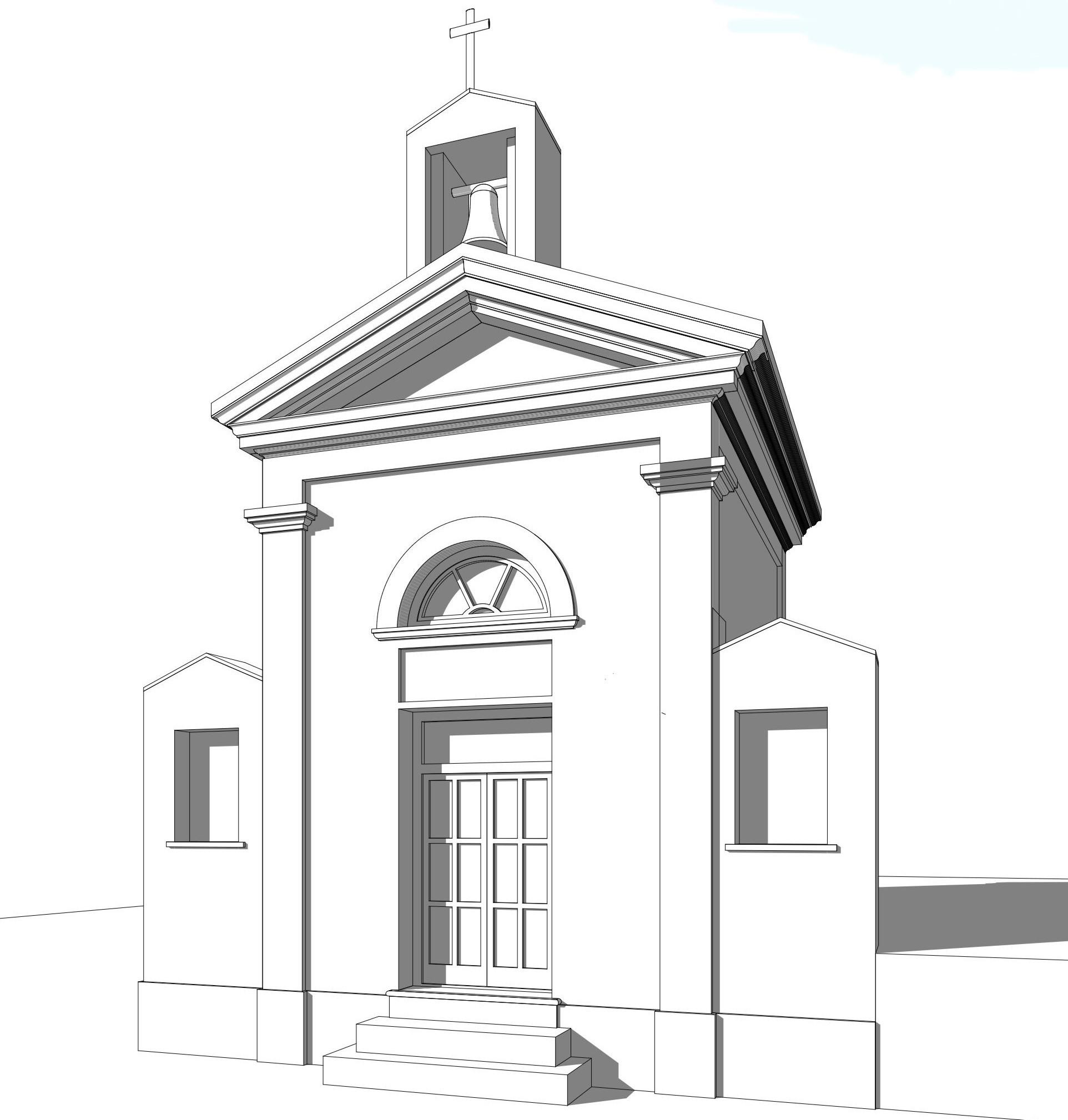 Restauro Cappella Dell'annunziata - Gioia Sannitica (Ce)