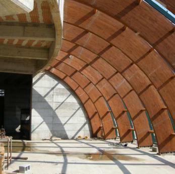 Concorso Internazionale di Progettazione per la Realizzazione di un Centro Studi e Ricerche del Parc