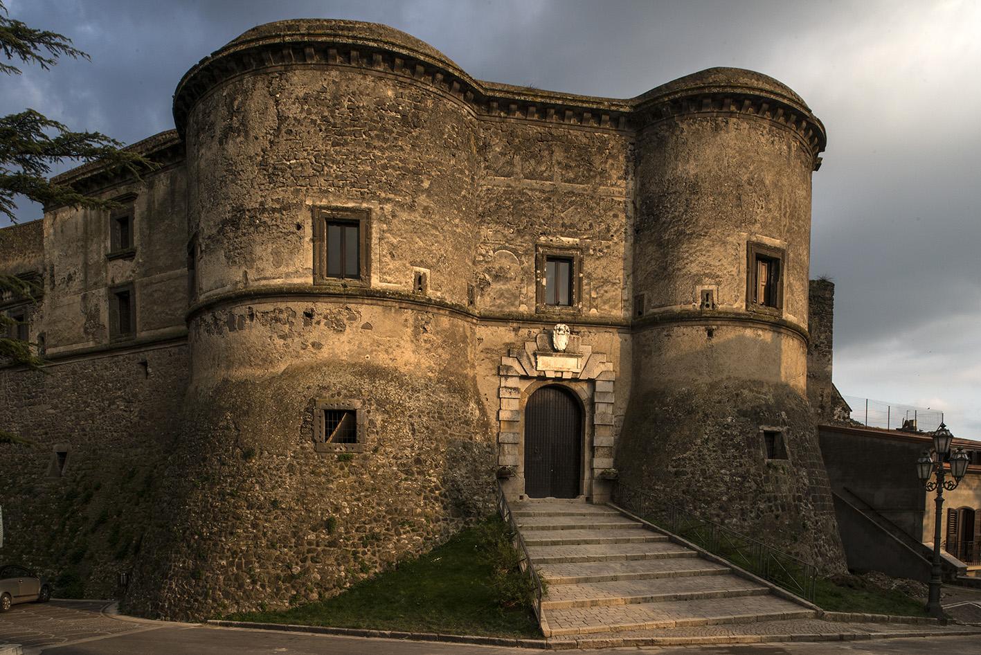 Restauro e riqualificazione funzionale del Castello di Faicchio (Bn)