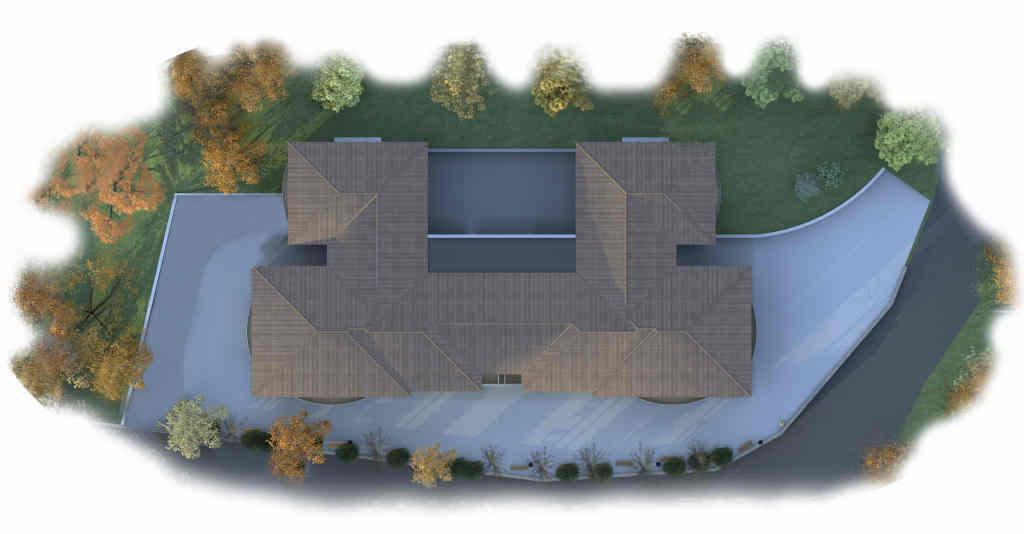 Progetto per la costruzione di una palazzina
