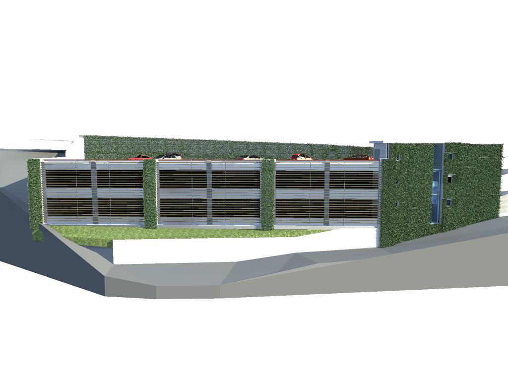 Studio di Fattibilità per la realizzazione di un parcheggio multipiano